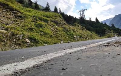 Transfagarašan, put, transilvanija, rumunija, čaušesku, turizam