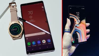 Galaxy Note9, Note9, Note 9