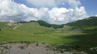 Durmitor, planina, jezero