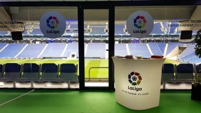 La Liga, Primera, Espanyol Barcelona stadion