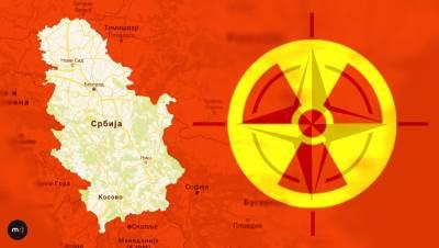 nato bombardovanje osiromašeni uranijum kancer