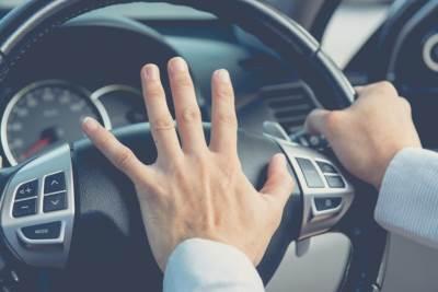 stres, vožnja, sirena, truba, automobil, nervoza