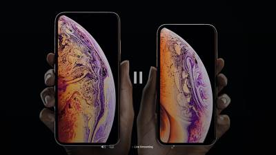 Apple iPhone XS i iPhone XS Max