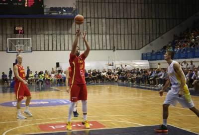 Dubljević crveni košarkaši crne gore