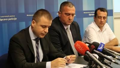 Dragan Radonjić, Saša Čađenović, Enis Baković