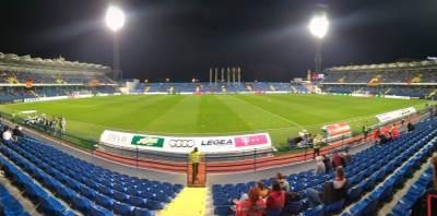prvi kadrovi pod Goricom, stadion pod Goricom