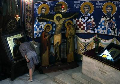 crkva hrist isus vernici spc varnava isus