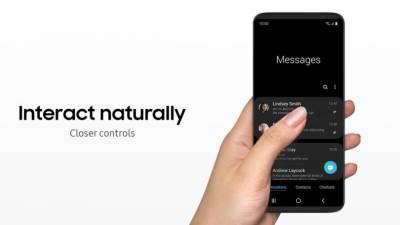 Samsung One UI SDC 2018 prikaz noviteta One UI okruženja