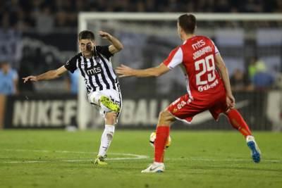 Zdjelar, Partizan