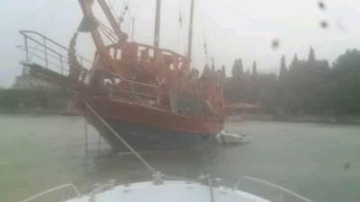 brod poplava