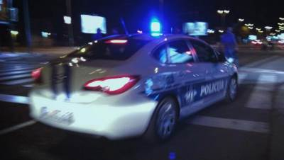 policija, teambuilding