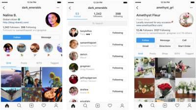 Instagram promena izgleda profila, Kako će izgledati novi Instagram