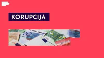 korupcija, mito, potkupljenost, potkupljeni, najnovija