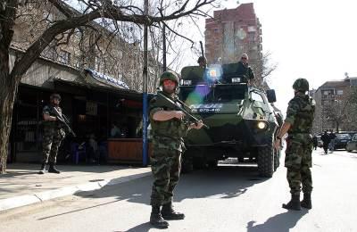 martovski nemiri, kosovska mitrovica, izbeglice, kfor albanci, mart 2004