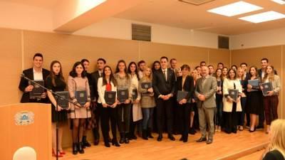 najbolji studenti Podgorice