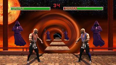 Mortal Kombat 2 HD rezolucija PC verzija