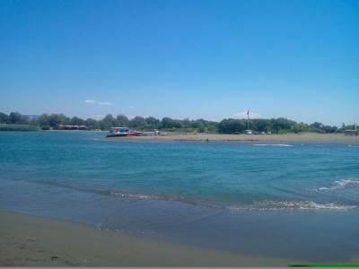 Ada Bojana, ljeto, more, ušće, Ulcinj