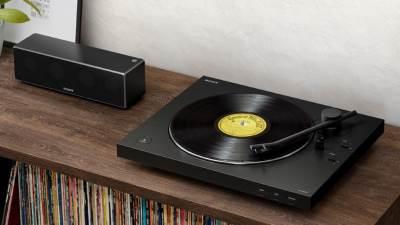 Sony PS-LX310BT gramofon CES 2019