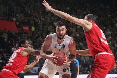 Nikola Janković KK Partizan Monako