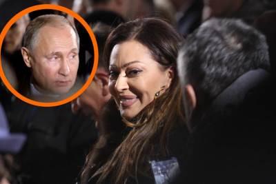 Ceca, Ceca i Putin