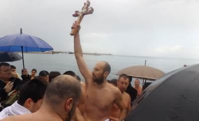 Plivanje za Časni krst 2019