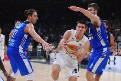 Vanja Marinković KK Partizan Zadar