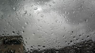 kiša oblaci kapljice