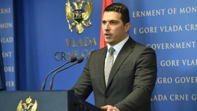 Nikola Janović, Ministar sporta