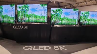 Samsung QLED TV Porto, Portugalija