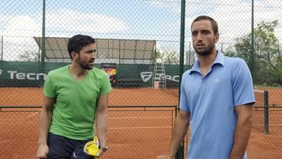 Janko Tipsarević i Viktor Troicki