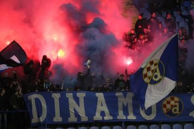 Komnen Andrić, Komnen Andric, Dinamo Zagreb, Dinamo, BBB, Bad Blue Boys, Bed Blu Bojs