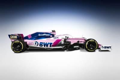racing point, formula 1