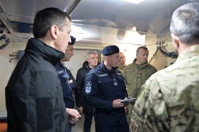 mornarica, Predrag Bošković