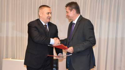 Veselin Veljović i Jirgen Šubert
