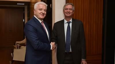 Duško Marković i Konrad Adam