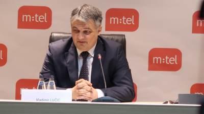 M:tel, Vladimir Lučić