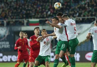 sokoli, Crna Gora, reprezentacija Crne Gore, Bugarska