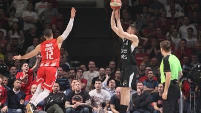 Crven zvezda Partizan