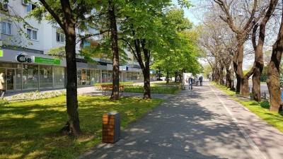 bulevar, šetnja, sunce, toplo, vrijeme, vremenska prognoza, ckb banka