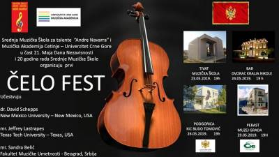 violončelo fest