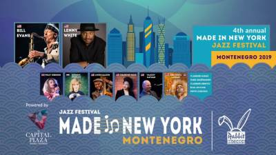 Made in New York Jazz
