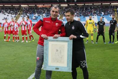 Nenad Milijaš i Saša Ilić