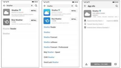 Huawei Ark OS slike, Huawei zamena za Android slike, Kako će izgledati Huawei Ark OS, Huawei Ark OS