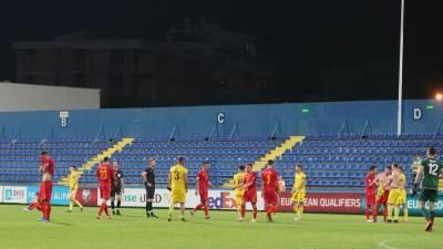 Liga nacija, Reprezentacija Crne Gore, Reprezentacija Kosova