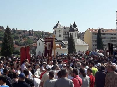 crkva, SPC, sabor SPC, krst, pravoslavlje, pravoslavci