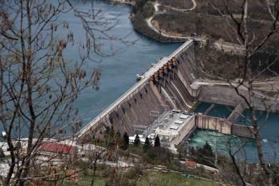 hidrocentrala, perućac, drina, struja