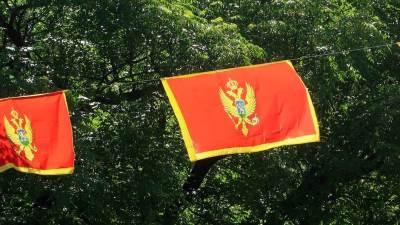 Crna Gora, crnogorska zastava, zastava Crne Gore
