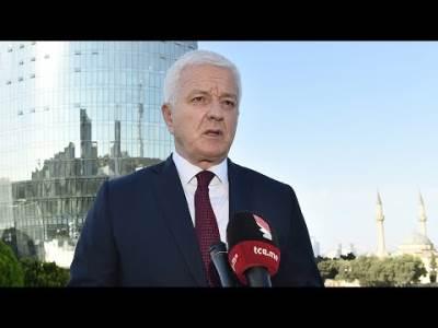 2019 06 24 - Baku - Duško Marković