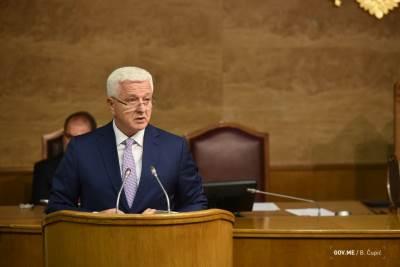 Duško Marković. premijerski sat, premijer