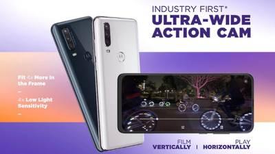 Motorola One Action će biti dostupan na tržištu Srbije od 30. avgusta 2019. godine po  ceni od 32.990 RSD, odnosno od oko 280 evra